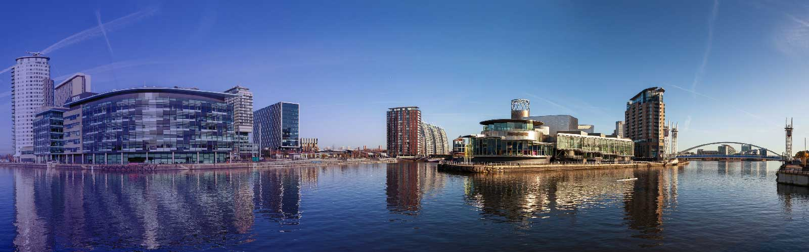 Salford business development area